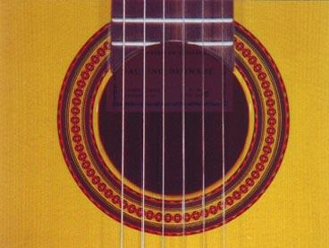 Guitarras Paulino Bernab